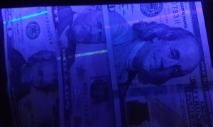 UV light USD Demonstration